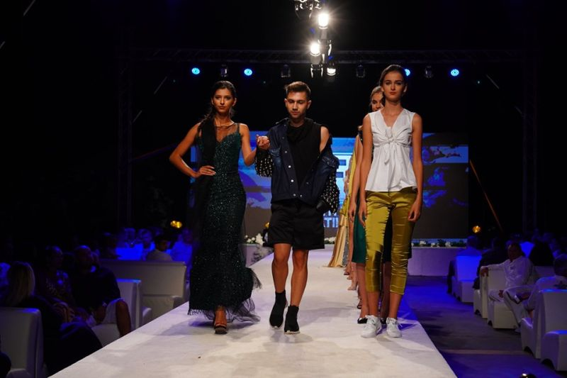 Фатих Осман с бляскаво шоу на Summer Fashion Weekend